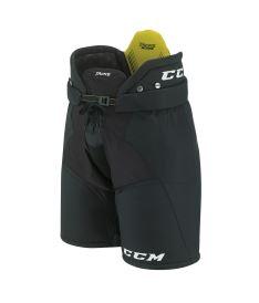Hokejové kalhoty CCM TACKS 3092 black  junior