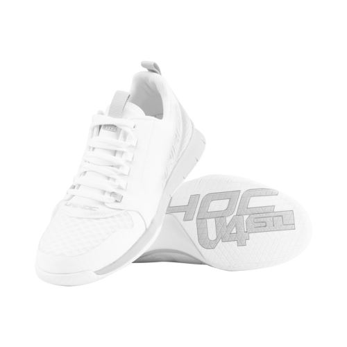 UNIHOC Shoe U4 PLUS LowCut W white/grey US4.5/UK3.5/EUR36 - Obuv