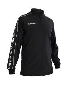 Sportovní bunda SALMING Delta Jacket Black