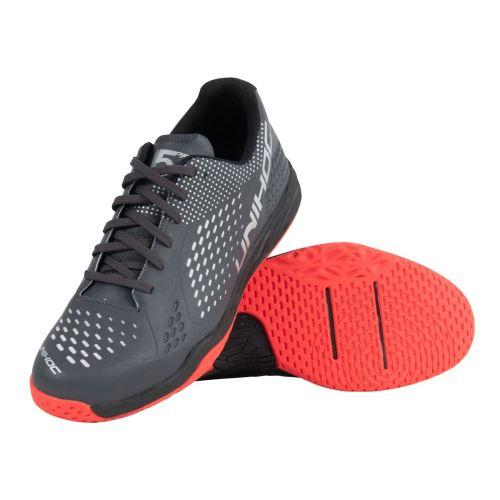 UNIHOC Shoe U5 PRO LowCut Men graphite US7/UK6/EUR39.5 - Obuv