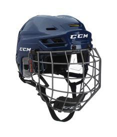 Hokejová helma CCM TACKS 310 Combo SR navy