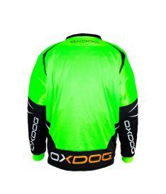 OXDOG GATE GOALIE SHIRT green/black  XS - Brankářský dres