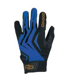 OXDOG GATE GOALIE GLOVES blue XS - Brankařské rukavice
