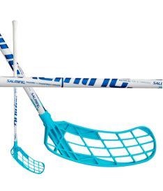Florbalová hokejka SALMING Matrix 82 cm Light Blue 82 (93 cm)
