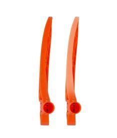 EXEL BLADE ICE MB neon orange L - florbalová čepel