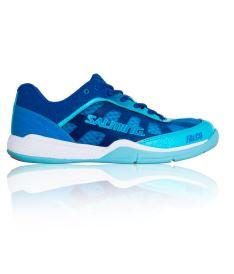 Florbalová obuv SALMING Falco Women Limoges Blue/Blue Atol