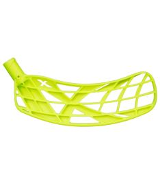 Florbalová čepel EXEL BLADE X MB neon yellow