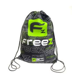 FREEZ Z-80 GYMSACK BLACK/GREEN