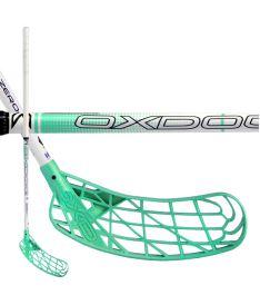 Florbalová hokejka OXDOG ZERO HES 31 MT 96 SWEOVAL NB