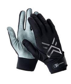 Brankářské florbalové rukavice  OXDOG XGUARD PRO GOALIE GLOVE SKIN Black