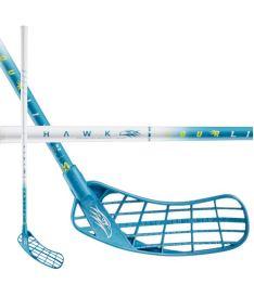 Florbalová hokejka SALMING Hawk Tourlite KZ Oval 100(111)