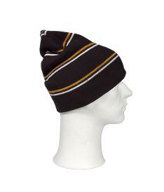OXDOG JOY WINTER HAT black/orange/white - L/XL - Kšiltovky a čepice