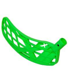 EXEL BLADE X SB neon green L - florbalová čepel