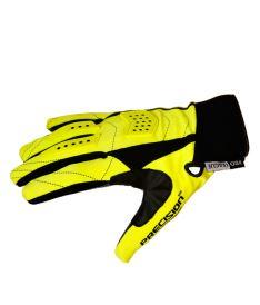 EXEL GIANT LOGO TOOLBAG black/yellow '11 - florbalový toolbag