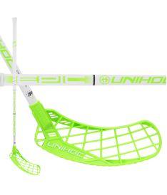 UNIHOC STICK EPIC Composite 29 white/green 100cm