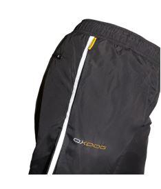 OXDOG ACE WINDBREAKER PANTS black L - Kalhoty
