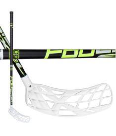 Florbalová hokejka EXEL F60 BLACK 2.9 92 ROUND MB