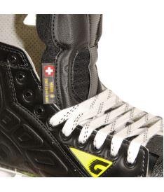 GRAF SKATES ULTRA G-70 all black - D 11 - Brusle - komplety