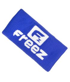 Sportovní potítko FREEZ QUEEN WRISTBAND LONG blue/white