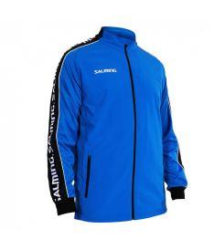 Sportovní bunda SALMING Delta Jacket Royal Blue
