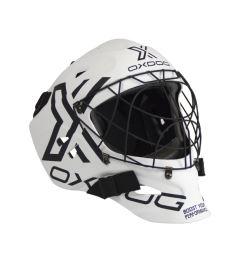 Brankářská florbalová maska OXDOG XGUARD HELMET SR White