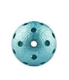 Florbalový míček Oxdog ROTOR metallic green