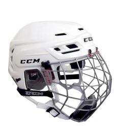Hokejová helma CCM RES 300 Combo SR white