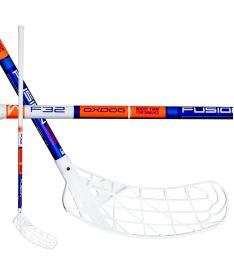 Florbalová hokejka OXDOG FUSION 32 WT ROUND NB